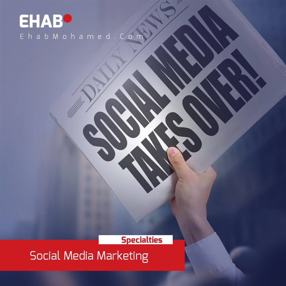 EhabMohamed.com - Social Media Marketing service in Dubai